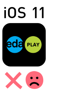 The EDA PLAY app is going to be updated!