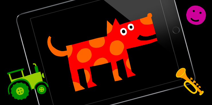 EDA PLAY apps - for vision and fine motor skills training